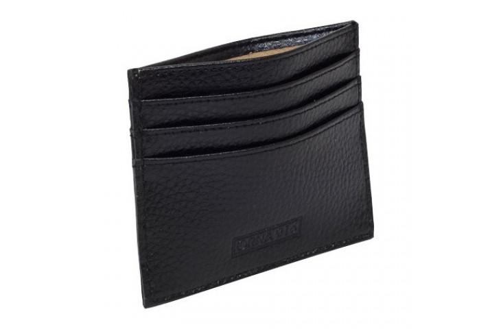 Custodia p/cards orna iplast - 6 carte di credito - nero 1038exe1000