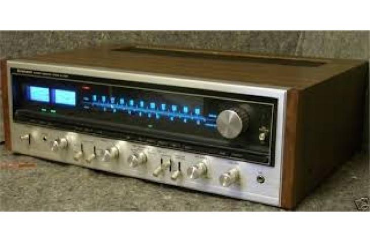 Pioneer sinto-amplif. vintage