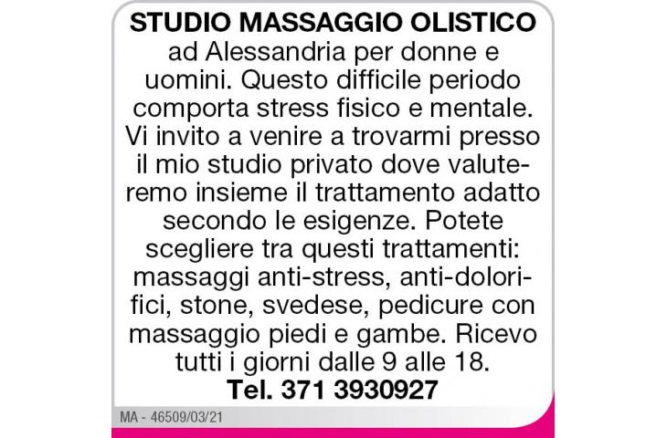 Studio massaggio olistico