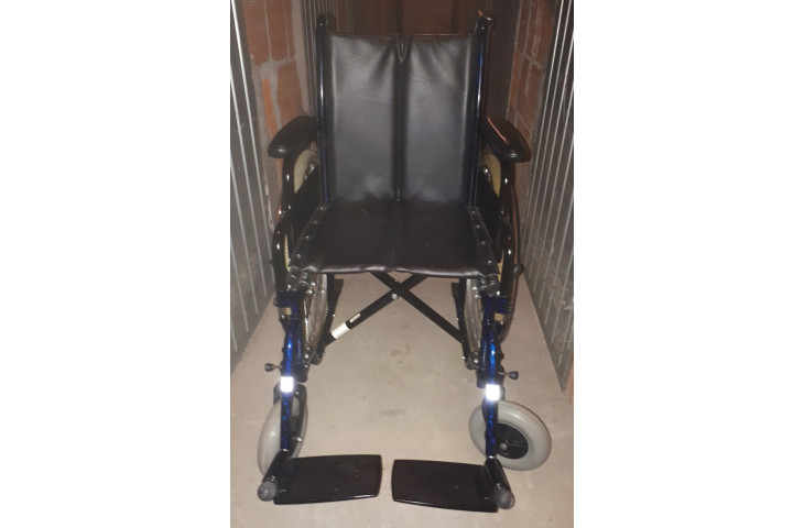 Carrozzina invalidi
