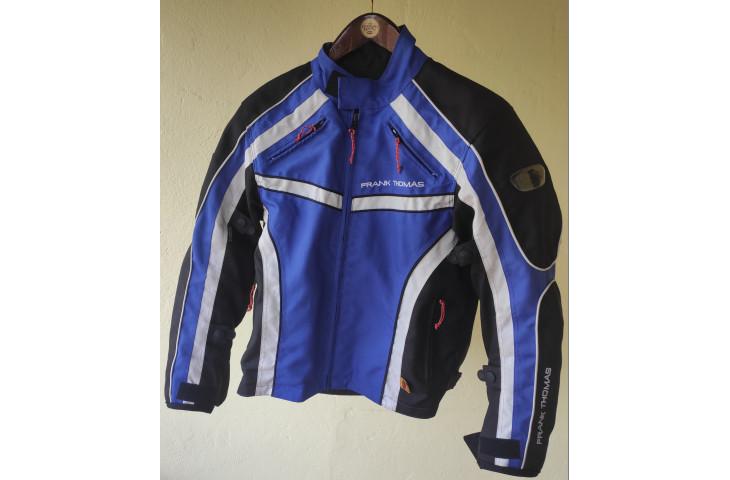 2 giacche moto frank thomas