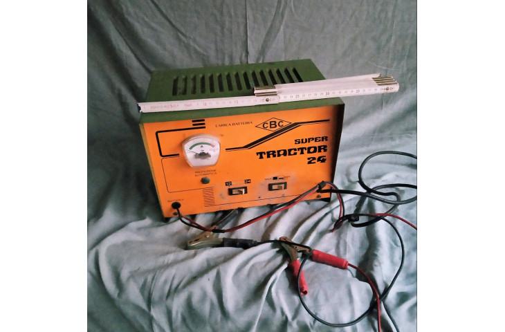 Caricabatterie professionale cbc