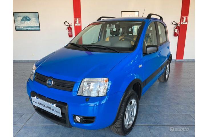Fiat panda cross 1.3 16v mtj
