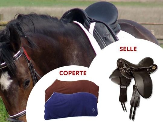 Nuovo - lavaggio coperture per cavalli