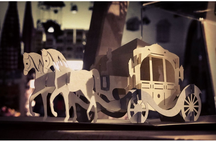 Romantica carrozza