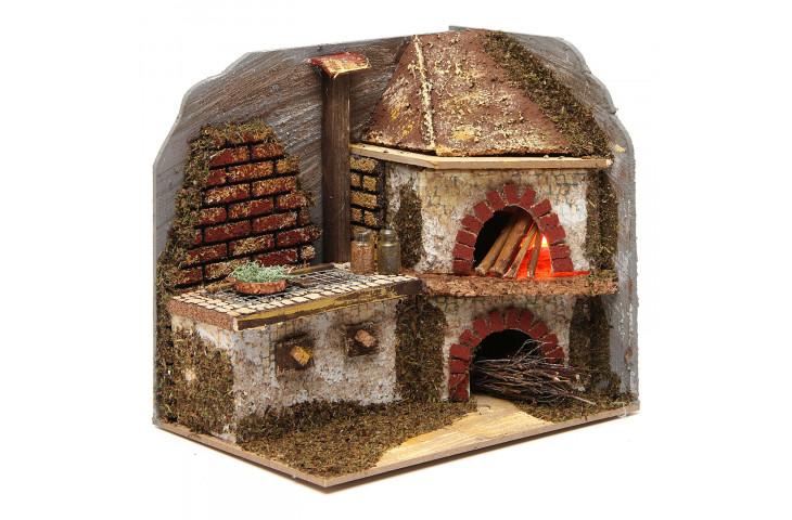 Venerdi 29 novembre serata pizze e focaccia genovese cotta nel forno a legna e musica