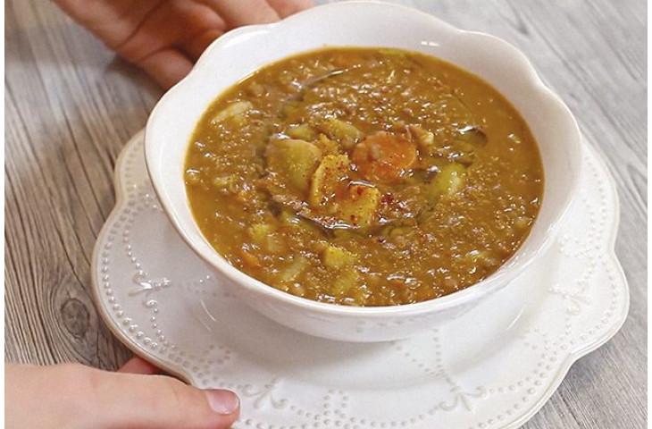 Venerdi 15 novembre serata delle zuppe