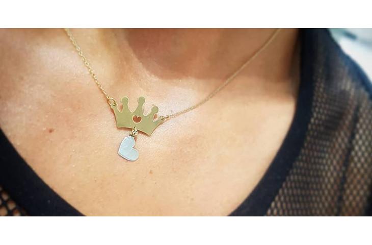 ...precious necklace...